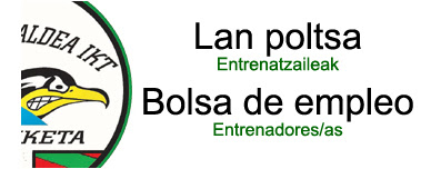 Lan Poltsa | Bolsa de Empleo