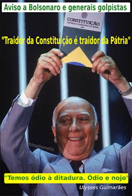 Ulysses Guimarães e a Constituição
