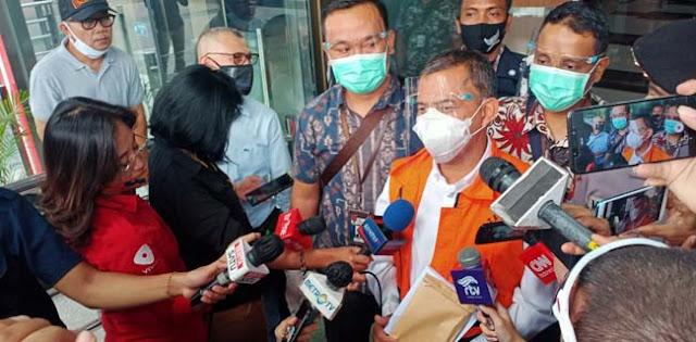 Sandang Status Tersangka KPK, Ajay M. Priatna: Saya Pikir Tidak Masuk Pasal