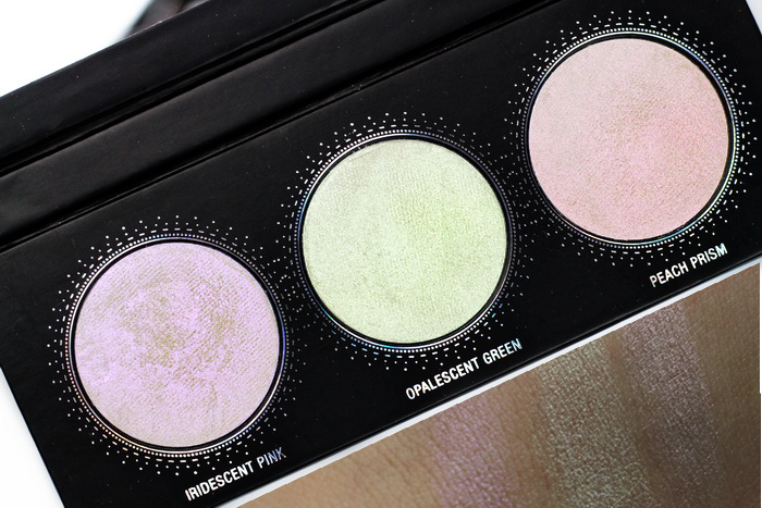 L.O.Villusion HOLOGRAPHIC HIGHLIGHTER Palette