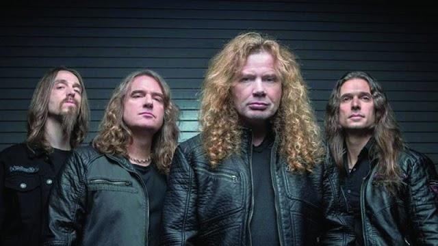 """Megadeth tocam """"Dread and the Fugitive Mind"""" pela primeira vez em quase 20 anos"""