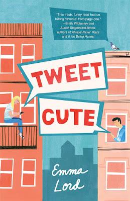 When Twitter Wars Get Romantic: Tweet Cute by Emma Lord