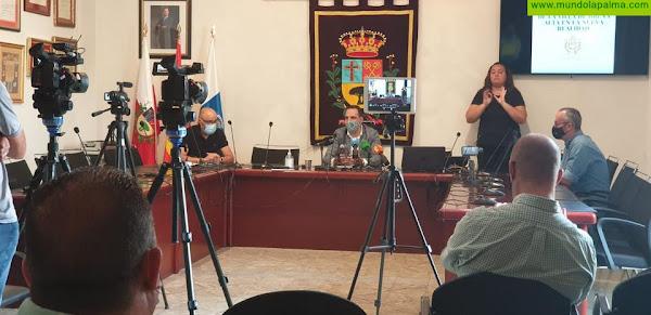 El Ayuntamiento de Breña Alta activa un plan de dinamización al sector cultural en su estrategia de recuperación socioeconómica