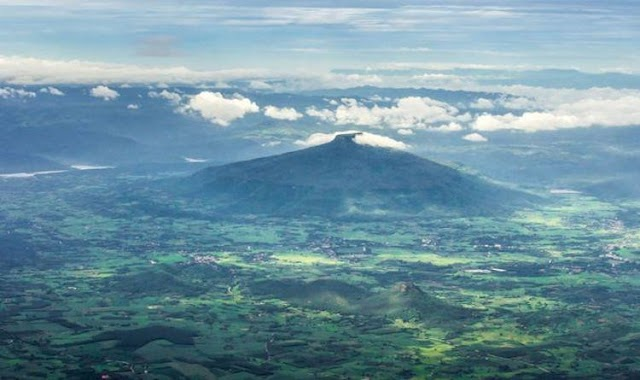 The world's largest volcano smolderingly to revive after 35 years