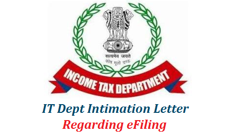 Income Tax Department Intimating the Tax Payers that their ITR 2018-19 eFiling Processed or Not through  Registered email ID and Phone Number under Section 143 (1) of the Income Tax Act 1961  Centralized Prcessing Center sending mails to the Employees and Teachers confirming that their Income Tax Returns for the Assessment year 2018-19 eFiling confirmed ( Processed ) or Not and sending text messages to Registered Mobile Numbers to check and asking to download PDF File protected with password. Know here the Password to open the Income Tax Department intimation Copy regarding ITR 2018-19 eFiling income-tax-dept-intimation-letter-efiling-process-download-check-here