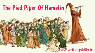 Story The Pied Piper Of Hamelin, The Pied Piper Of Hamelin story