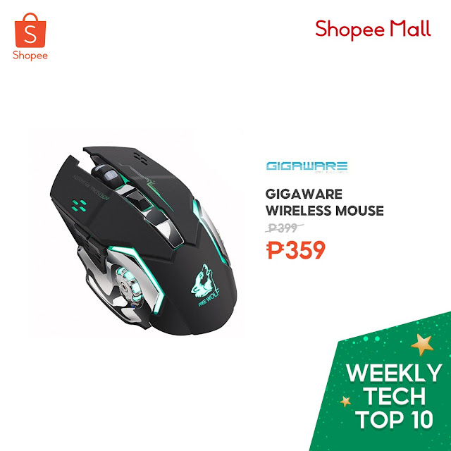 Gigaware Wireless Mouse