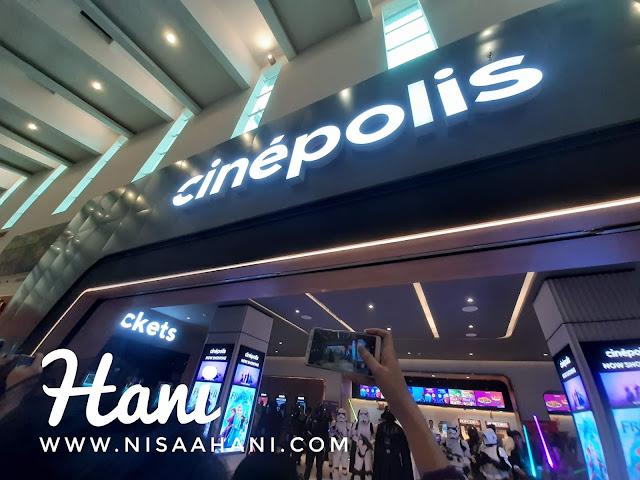 Cinemaxx rebranding menjadi Cinepolis