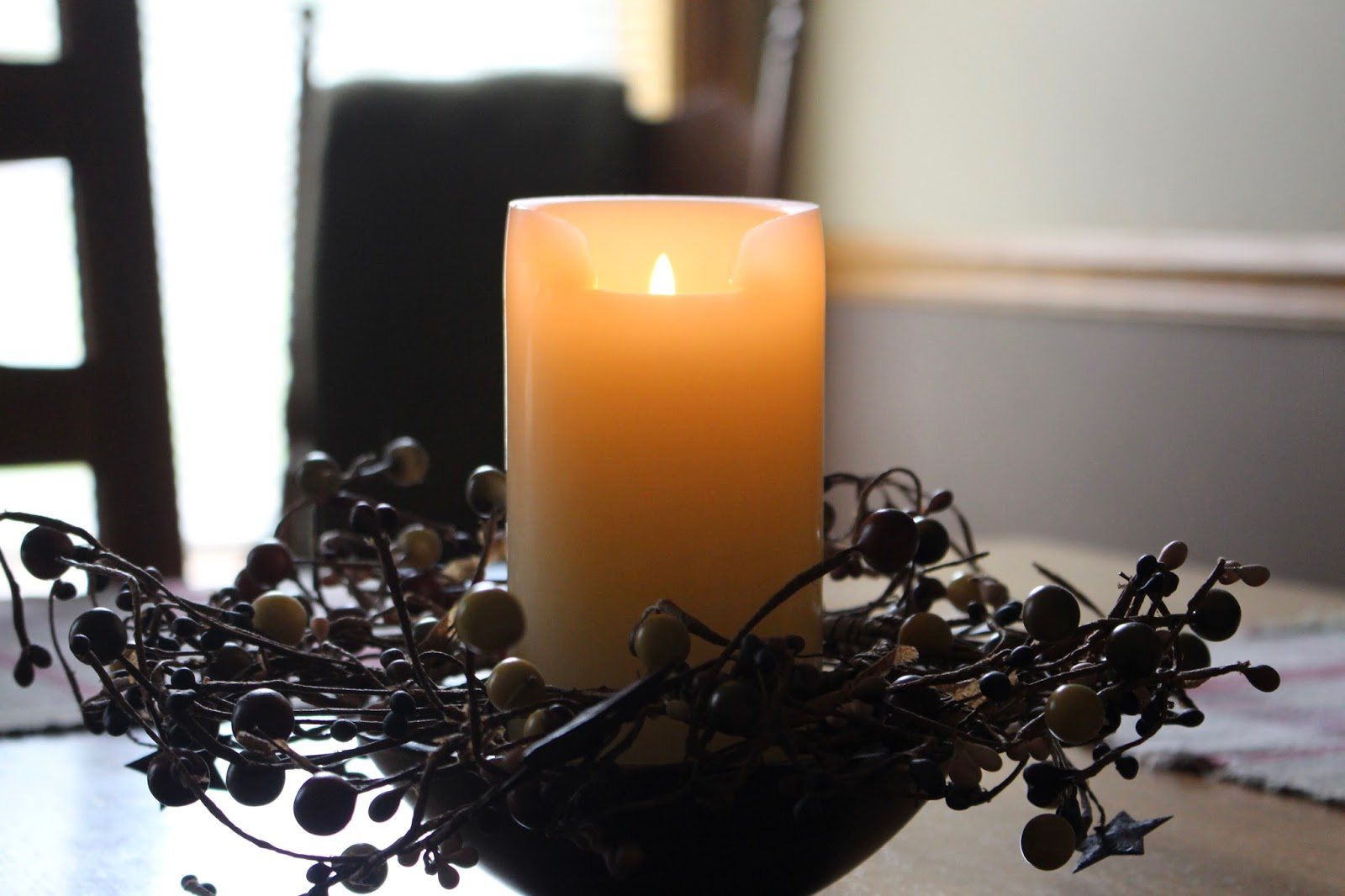 What to do if flooded candles 32