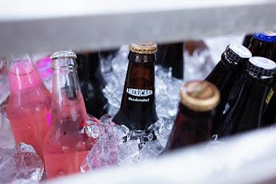 Cervezas en hielo