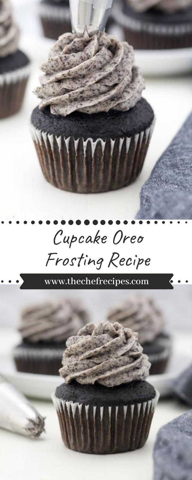 Cupcake Oreo Frosting Recipe