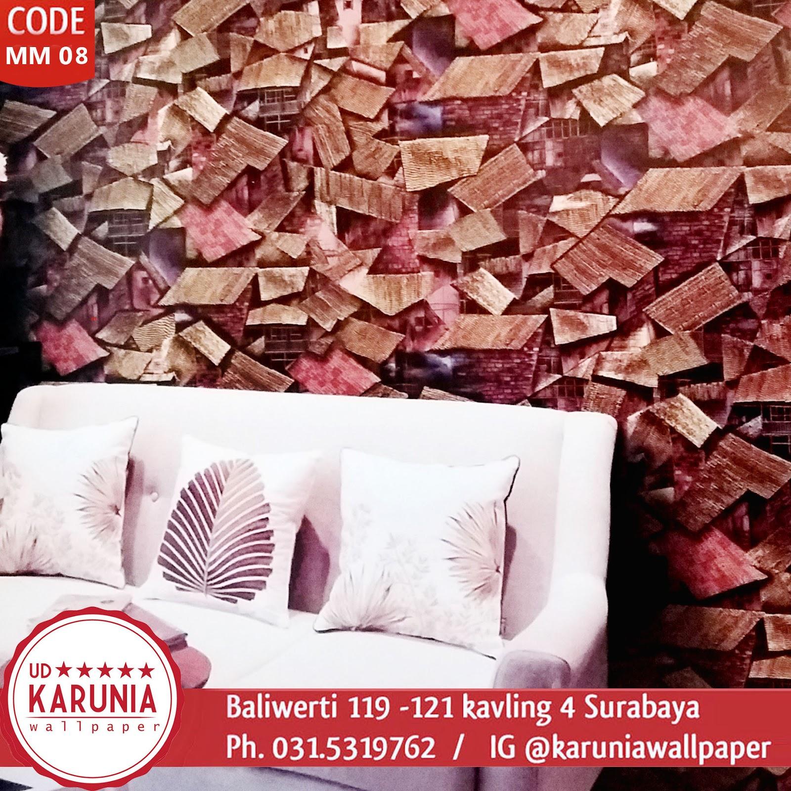 wallpaper motif kayu surabaaya