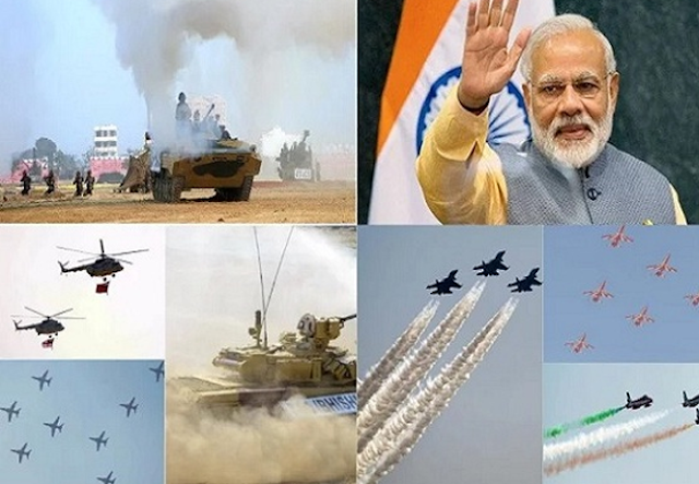 Prime Minister Narendra Modi,  Defense Expo 2020