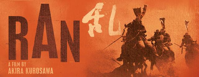 Ran, by Kurosawa Akira