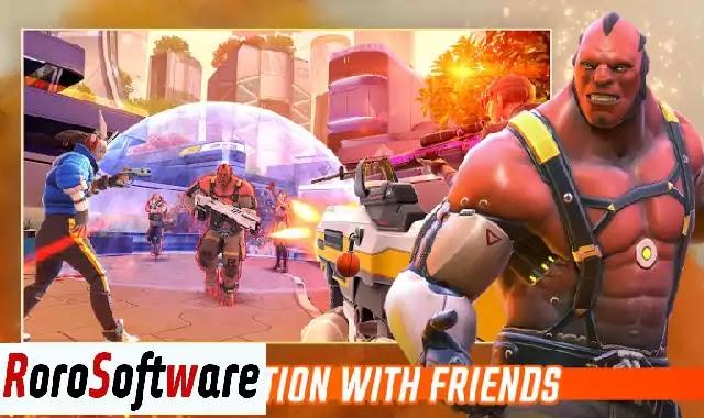 تنزيل لعبة Shadowgun War Games  اخر اصدار (تحديث مايو 2020) APK