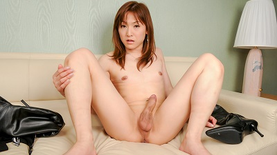 TGirlJapan – Mai Gets Naked For You! Remastered – Mai Ayase (Mao)