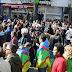 محاولة إعتداء عروبيين على ناشط أمازيغي ببلجيكا خلال مسيرة ضد الإرهاب والكراهية يوم الاحد الماضي