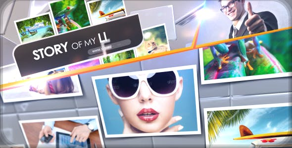 3D Photo Album[Videohive][After Effects][7372330]