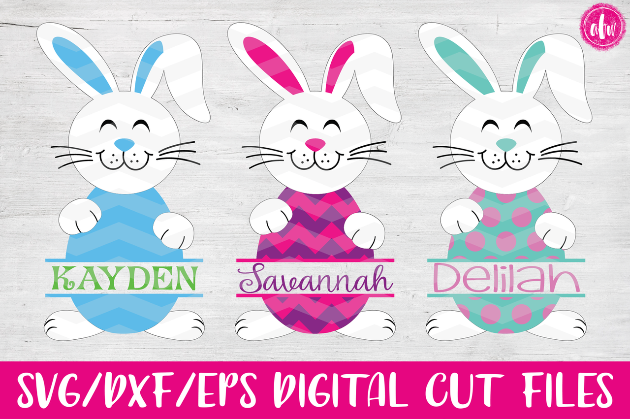 15 commercial use silhouette easter design files