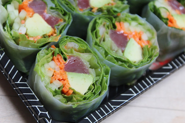 Calories In Tuna Avocado Roll Whole Foods