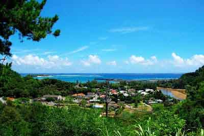 earthquake, Okinawa, peaceful, scenery, island