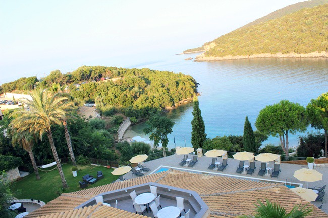 Sivota hotels Greece