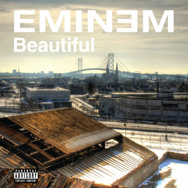 Eminem - Beautiful - EP Cover