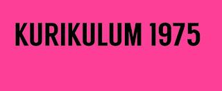 Kurikulum 1975