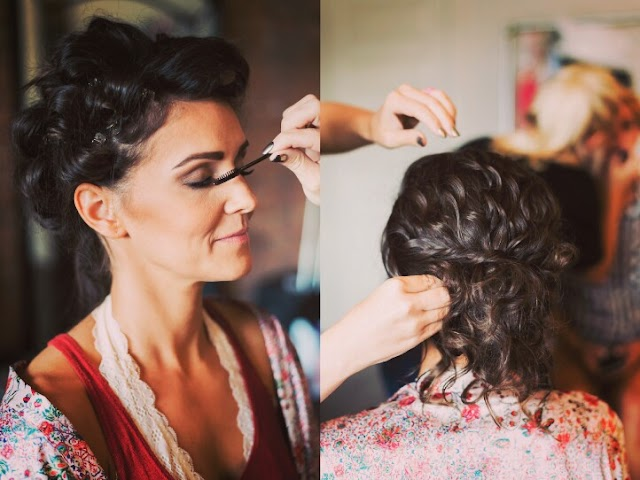 Hair or Makeup: What To Do First?