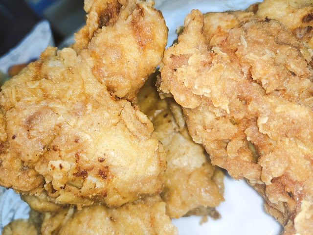 الفراخ المقرمشة (Fried chicken)