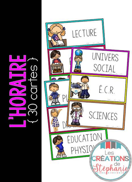 http://lescreationsdestephanie.com/?product=lhoraire-30-etiquettes
