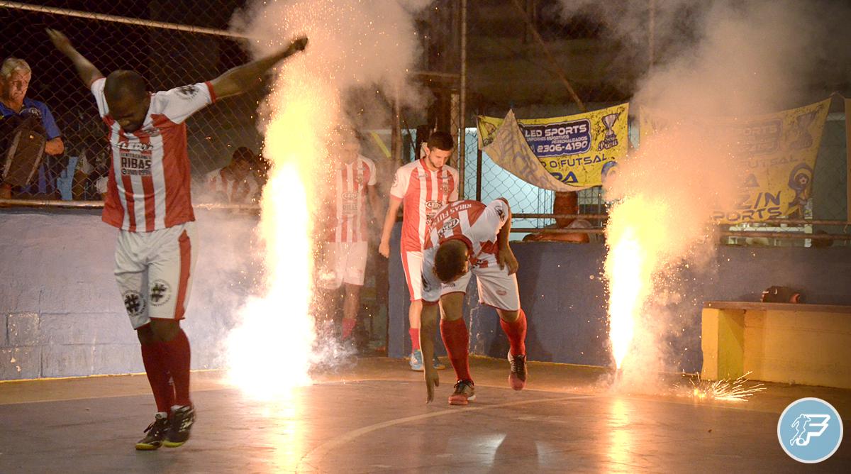 Ribas/Chivas e Um Toque Só são os finalistas da Copa Freguesia do Ó/Curtiball