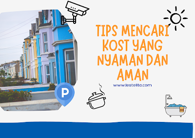 Tips Mencari Kost