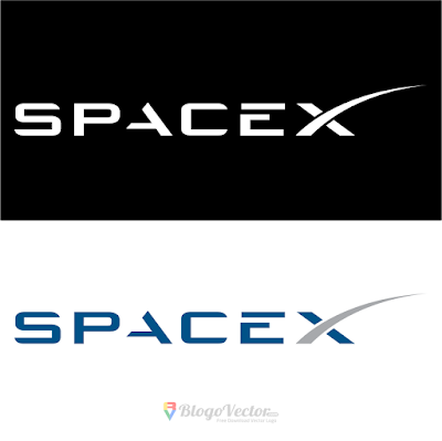 SpaceX Logo Vector