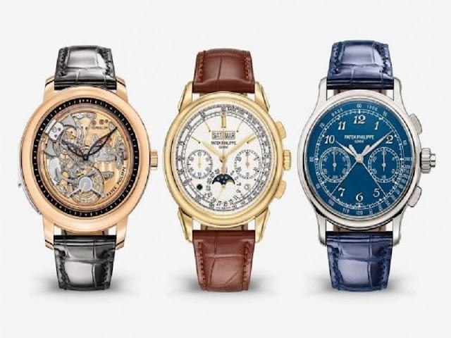 Bộ sưu tập đồng hồ Grand Complications của Patek Philippe