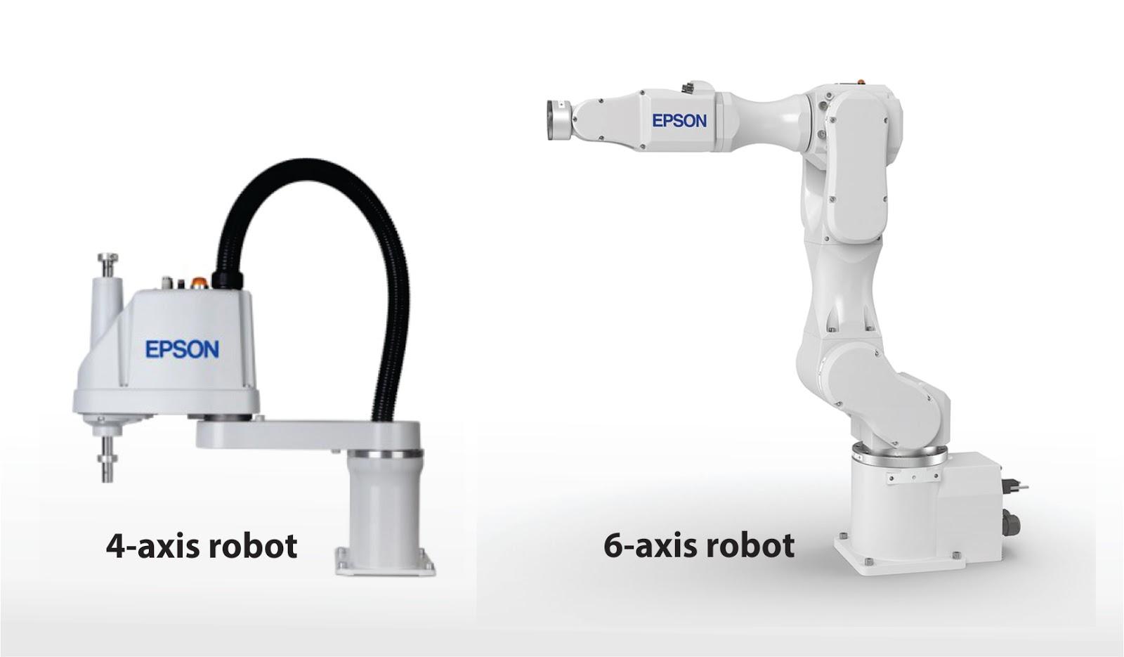 Type of EPSON Robots - Robotics University