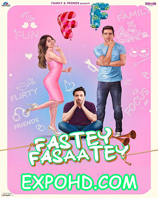 Fastey Fasaatey 2019 Watch Online 720p  |HDRip x 261 [Download] G.Drive