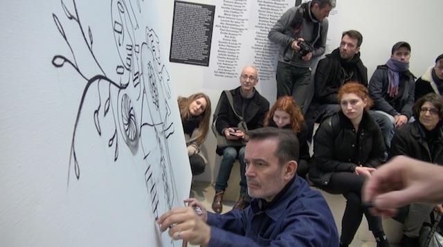 Stéphane TESSON, Artistes au jardin, Cactus Quimper 2018