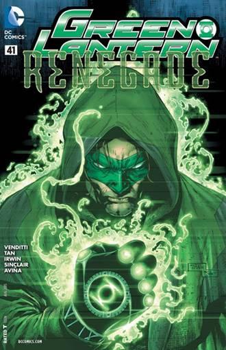 La etapa de Robert Venditti en Green Lantern con el Guantelete de Krona