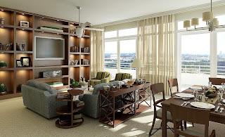 desain rumah minimalis + peluang usaha: desain ruang untuk