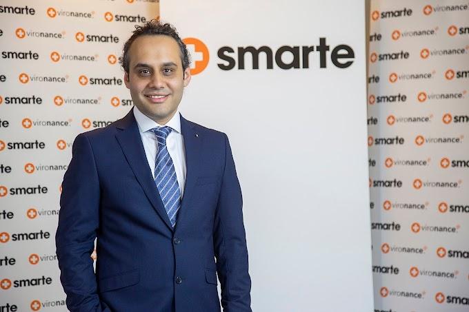 Türk şirketi Smarte, vironance teknolojisi ile koronavirüs'ü etkisiz hale getirdi.