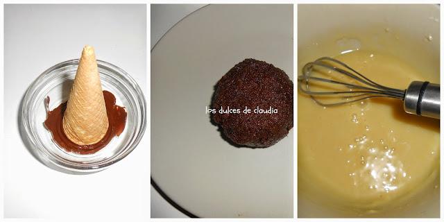 torta cucurucho