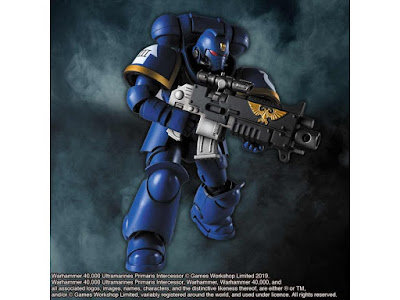 Bandai Primaris Intercessor Space Marine