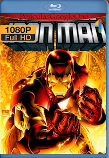 Iron Man El Invencible [1080p BRrip] [Latino-Inglés] [LaPipiotaHD]