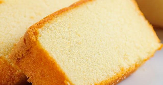 الكيكه الاسفنجيه