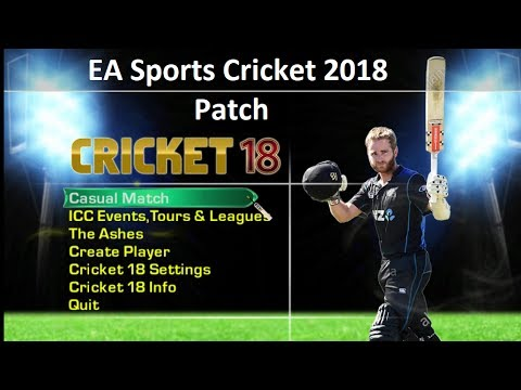 Download cricket 2018 pc games
