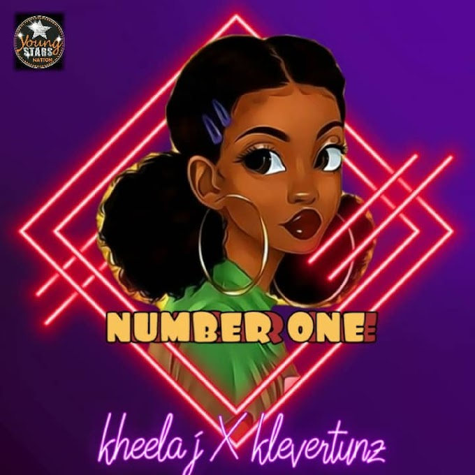 [Music] Kheela J ft. Klevertunz - Number One.mp3