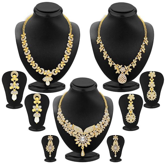 Radha Jewellery set for the wedding 2021 - Radha Krishna Serial