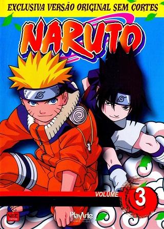 Resultado de imagem para Naruto Clássico 3ª Temporada