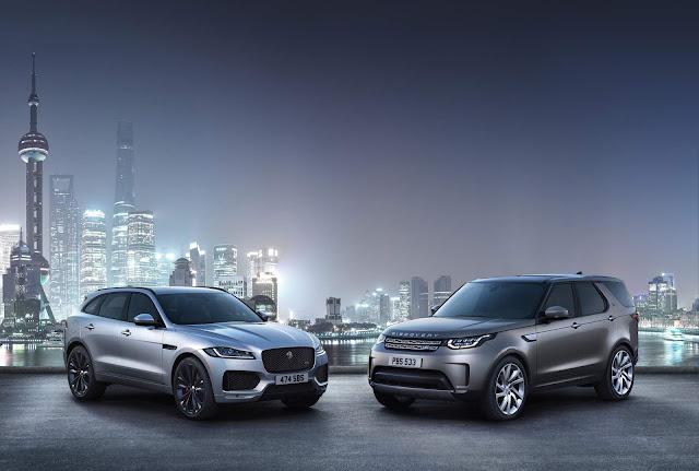 Jaguar Land Rover supera 600 mil veículos vendidos no ano